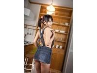 18歲「嫩G女優」牧瀨美沙 AV處女秀網上直播好害羞