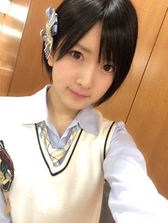 ▲須藤凜凜花在AKB48總選舉中宣布結婚。(圖/取自須藤凜凜花推特)
