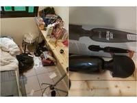 女租客留滿屋垃圾…還有「拳頭大的按摩棒」!房東苦笑:PRO級的