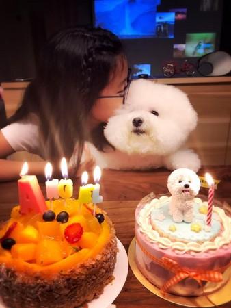 ▲▼梧桐妹許12歲生日願望,賈靜雯悄悄完成。(圖/翻攝自賈靜雯臉書)