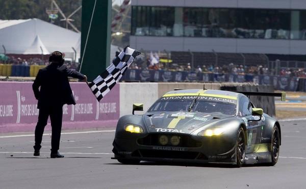 ▲保時捷3連霸!利曼24小時賽車 「成龍」車隊奪分組冠軍。(圖/翻攝自Aston Martin)