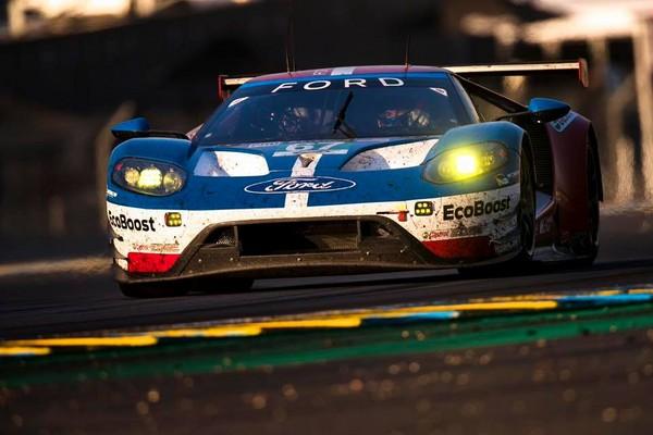▲保時捷3連霸!利曼24小時賽車 「成龍」車隊奪分組冠軍。(圖/翻攝自Ford)