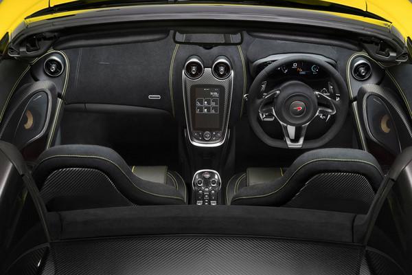 ▲敞篷超跑性能不減!McLaren 570S Spider古德伍首演。(圖/McLaren提供)