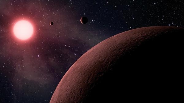 ▲▼ 克卜勒(Kepler)太空望遠鏡又發現219顆行星,其中有10顆處於宜居帶,適合孕育生命。(圖/翻攝自NASA官網)