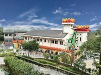 闖進巨人的「童話城堡」 嘉義免費新地標6月剛開館