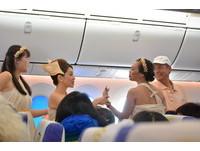 進軍歐洲!酷航6月20日首航雅典 空姐變身希臘女神