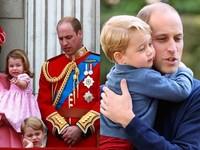 英皇室父親節照只有王子 網友罵「公主沒資格慶祝?」