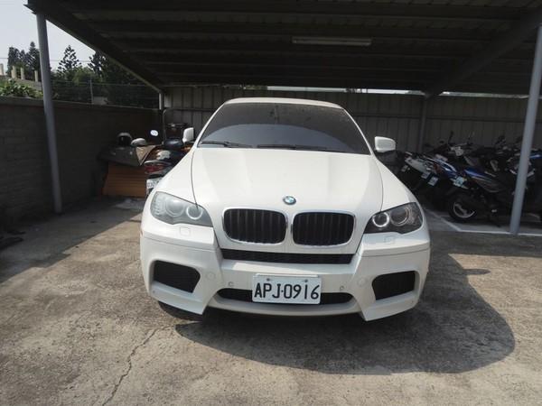 ▲便宜瑪莎拉蒂這裡買!BMW X6萬元起 皮卡車千元搶標。(圖/翻攝自中檢好拍網粉絲專頁)