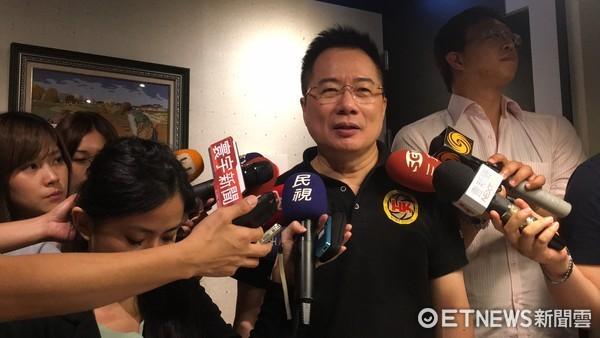 ▲國民黨政策會執行長蔡正元。(圖/記者徐政璿攝)