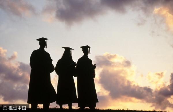 大學生,畢業,憂心,新鮮人,憂慮,未來(圖/視覺中國CFP)