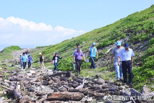 花莲争取海岸经费整治场掩埋大号环保署十字委员垃圾夹图片