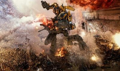【影評】《變形金剛5》 說好的狂派大戰呢?