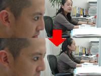 日本上班族貼「假眼」偷睡覺 同事瞟一眼繼續工作讓人笑瘋