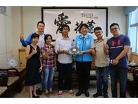 魏嘉賢與記者協會相見歡 共同打造國際運動觀光城市