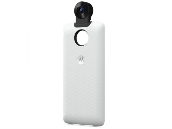 Moto傳將推VR相機模組。(圖/翻攝自@evleaks )