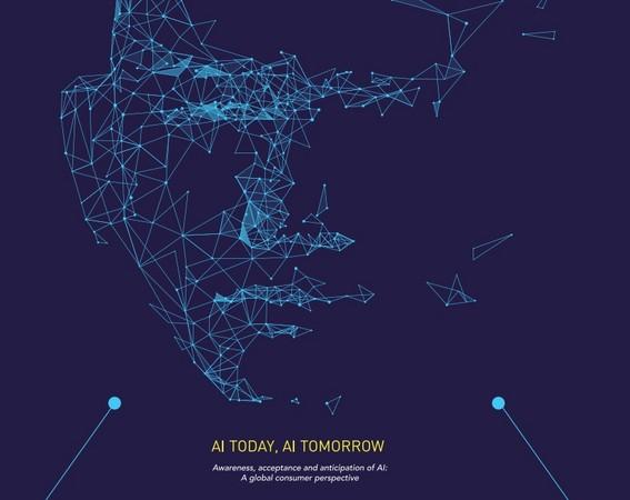 AI未來發展將威脅人類?ARM:全球6成受訪者樂觀其成(圖/翻攝自ARM報告)