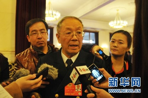 尹卓少將:釣島爭議不能擱置,違反底線就出兵!(圖/取自南方新聞網)
