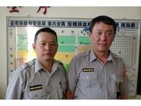 台南女黃金海岸欲輕生 2警衝入海中拉回