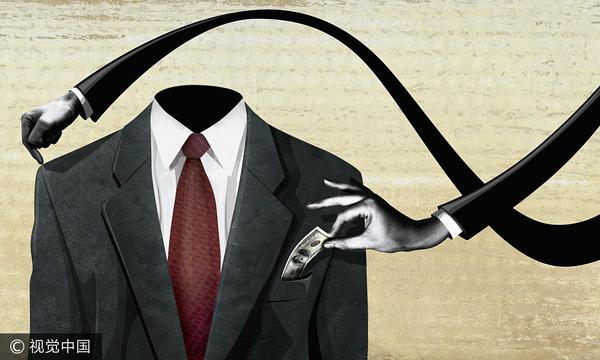 ▲偷錢,詐欺,詐騙(圖/視覺中國CFP)