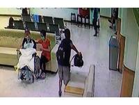 醫院內偷包 南市警二分局揪賊找回失物