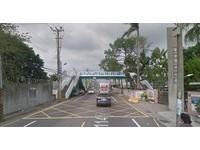 配合中壢區中山東路三段道路拓寬改善 將拆除富台陸橋