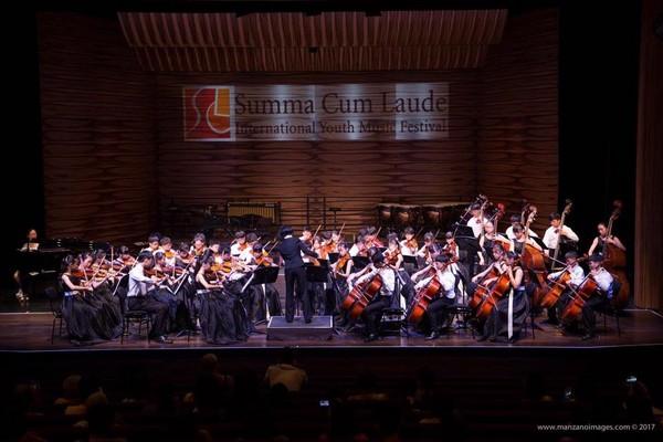 ▲▼中正國中弦樂團在維也納國際青少年音樂節中拿下第三名。(圖/翻攝Summa Cum Laude Youth Music Festival臉書)
