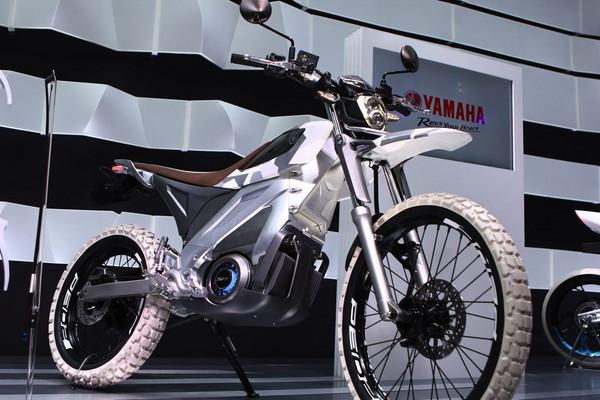 Gogoro換電策略被認同?YAMAHA在日本推「能源網」概念。(圖/翻攝自YAMAHA官網)