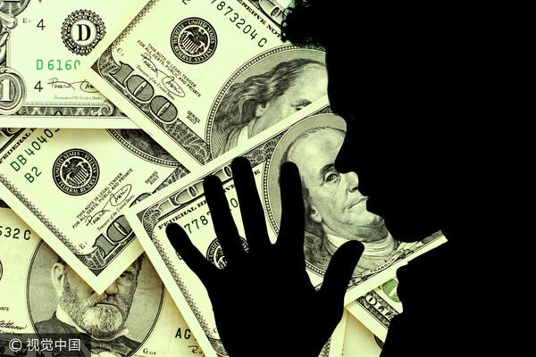 ▲稅務官司,搶錢,偷錢(圖/視覺中國CFP)