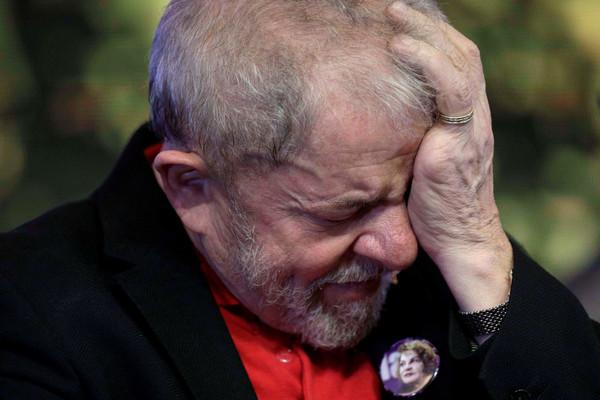 ▲巴西前總統魯拉。(圖/路透社)