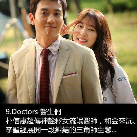 ▲KKTV 6月韓劇排行榜(圖/八大電視台提供)