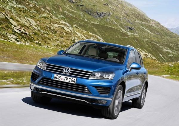 兄弟失和大不幸!福斯旗艦SUV「Touareg」將退出美國市場(圖/翻攝自Volkswagen)