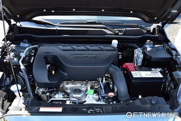 這渦輪很夠味!鈴木SX4試駕開箱《乘駕篇》(圖/記者游鎧丞攝)