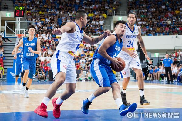 ▲▼瓊斯盃男籃,中華藍對菲律賓,蘇翊傑。(圖/記者季相儒攝)