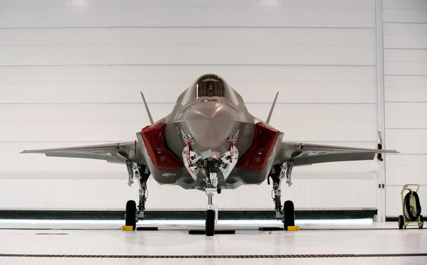 ▲▼美軍F-35B戰鬥機。(圖/路透社)