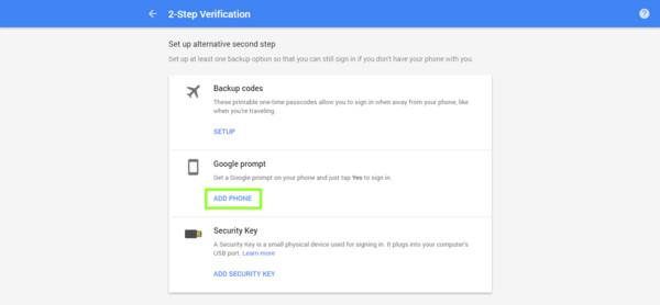 ▲《Google Prompts》簡單登入。 (圖/翻攝自Digicular)