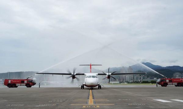 ▲遠東航空ATR72,ATR72-600型。(圖/遠東航空提供)
