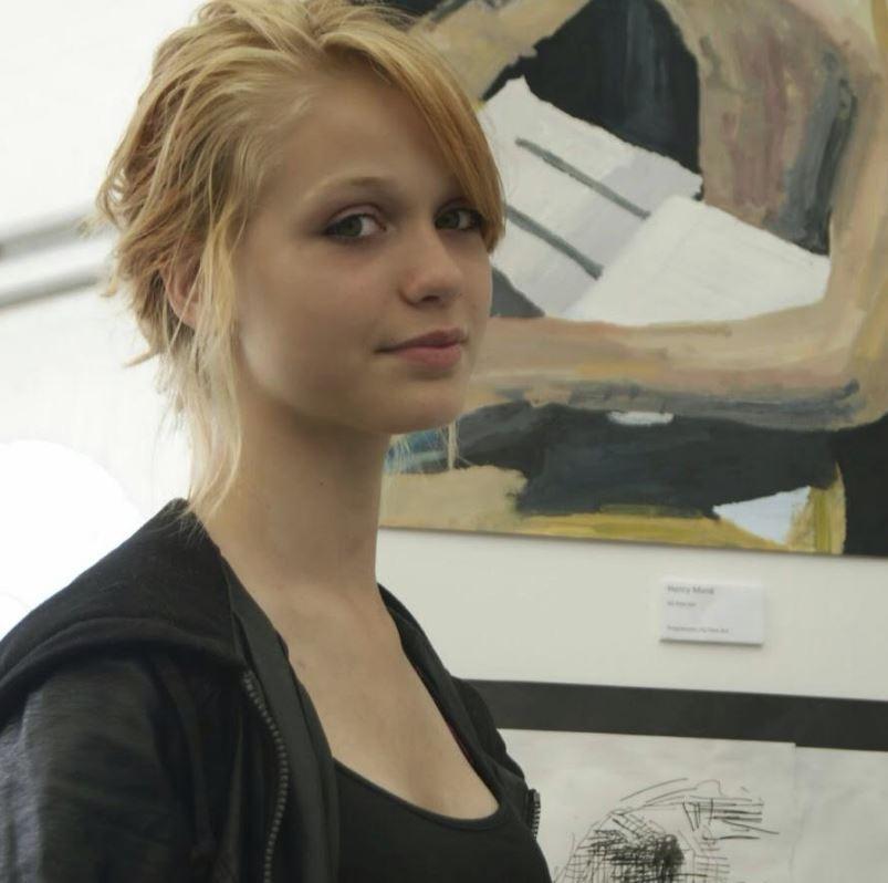 ▲16歲少女達瑪拉被霸凌,在學校廁所上吊自殺。(圖/翻攝自Dagmara Przybysz臉書)