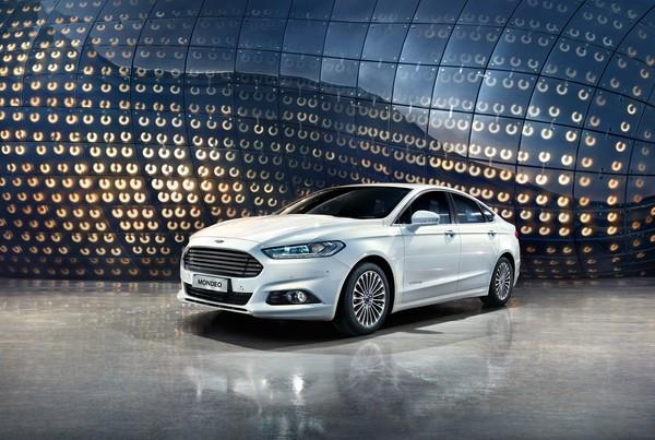 要安全也要夠聰明!福特新年式Mondeo 125.9萬元起在台上市(圖/翻攝自Ford)