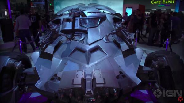 ▲電影《正義聯盟》未上先看車 最新「蝙蝠車」搶曝光帥炸(圖/翻攝自YouTube/IGN)