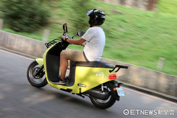 ▲別再說電動車騎不遠!Gogoro南北450K縱走親身挑戰成功。(圖/記者張慶輝攝)