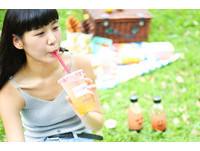 刷爆IG!野餐「氣泡水」顏值夢幻 少女尖叫搶拍