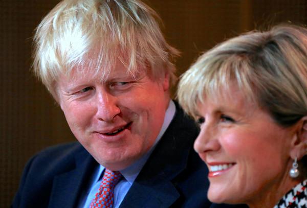 ▲英國外交大臣鮑里斯·強森(Boris Johnson)。(圖/路透社)