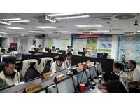 尼莎颱風增強 市府籲請民眾加強防災