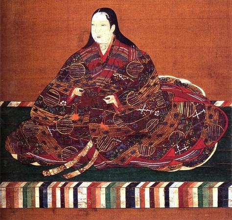 ▲▼淀殿畫像。淀殿本名為淺井茶茶,是豐臣秀吉的側室。(圖/翻攝自維基百科,由奈良縣立美術館所有)