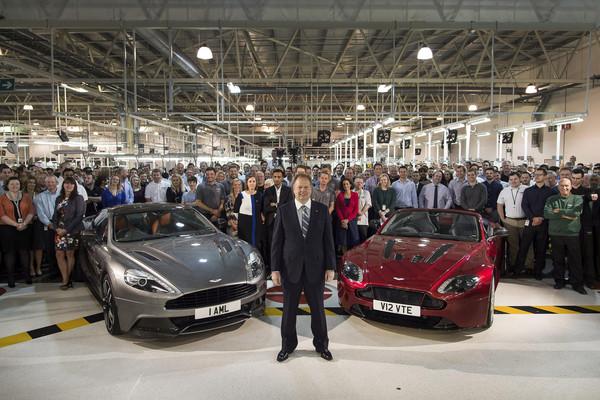 阿斯頓馬丁執行長打臉英國政府 直言「禁售燃油引擎」會毀滅汽車工業(圖/翻攝自Aston Martin)