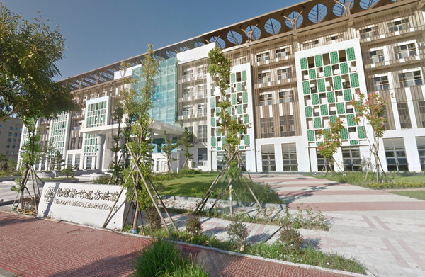 ▲新竹地方法院新址,新竹地院。(圖/翻攝自Google Map)