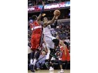 NBA/朗多大三元助拳 塞爾蒂克降伏巫師