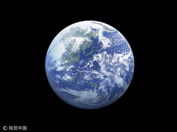 ▲地球,太空。(圖/CFP)
