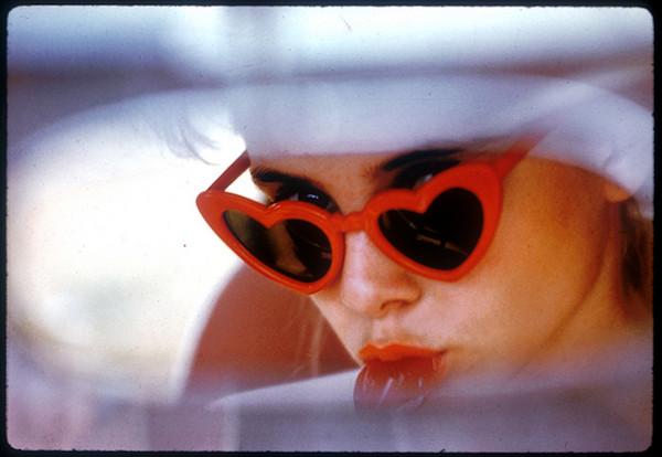 Photo/ Jeu de Paume , Sue Lyon as Lolita, 1962 © Bert Stern
