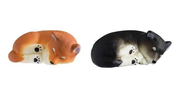 ▲柴犬扭蛋(圖/翻攝自EPOCH )